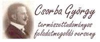 Csorba György természettudományos feladatmegoldó verseny